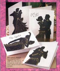Picture of the Dancing Couples Cards